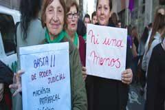 Contra el feminicidio en Argentina, un artículo del coordinador residente de la ONU