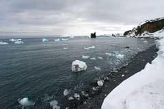 La Antártida registra una temperatura récord de 18,3ºC informó la OMM