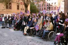 Las personas con discapacidad, en riesgo por el coronavirus