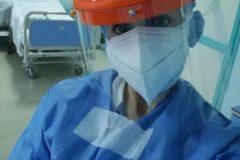 En Día Mundial de la Salud enfermera habló de la entrega de su profesión en combate al coronavirus