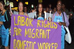 Las trabajadoras domésticas, en jaque por el coronavirus señala la OIT